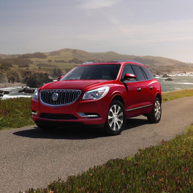 2017 Buick Enclave Sport Touring Preview | Dave Arbogast