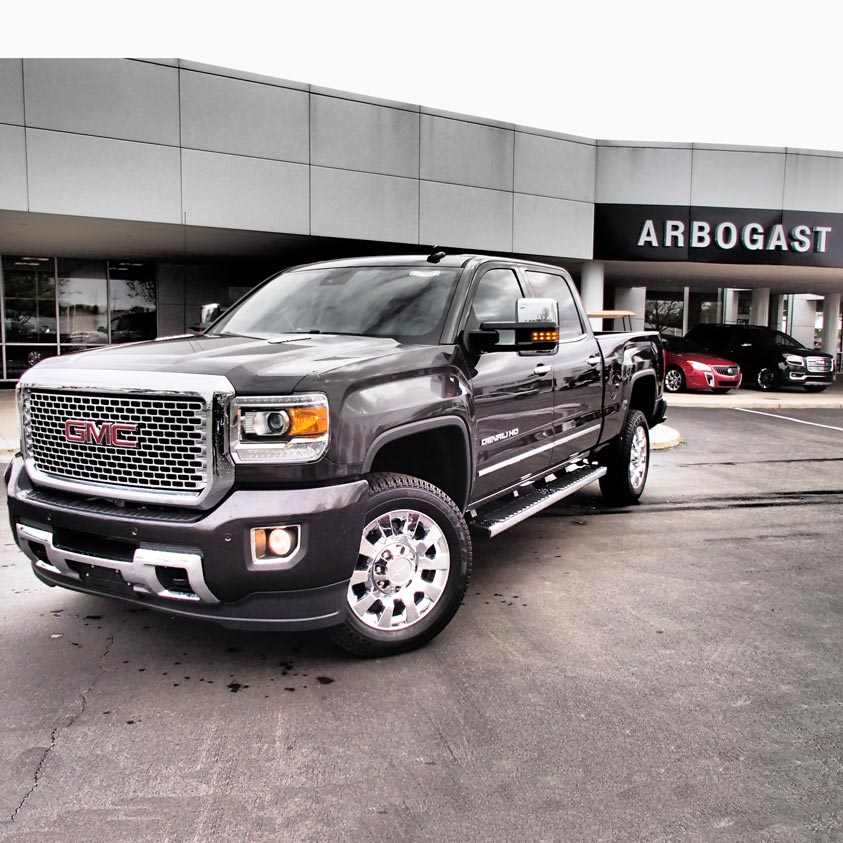 2019 Gmc Canyon 4wd Crew Denali: A Closer Look At The 2016 Sierra 2500HD Denali Diesel
