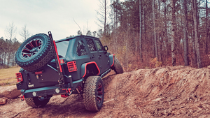 JK-Z1 Lifted Jeeps