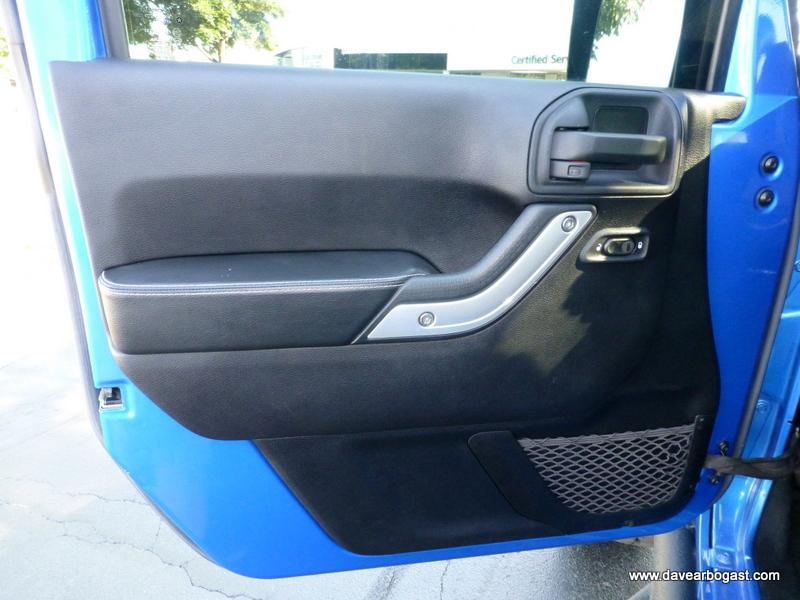 Custom Jeep Door