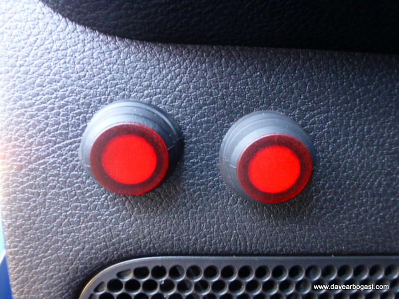 Custom Jeep buttons