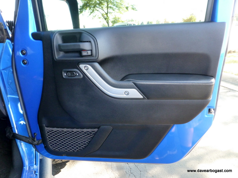 Custom Jeep door