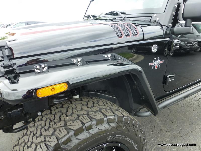 Custom Jeeps Dave Arbogast