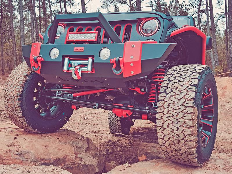 Jeep Wrangler VPR 4x4