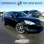 2017 Buick Regal Review