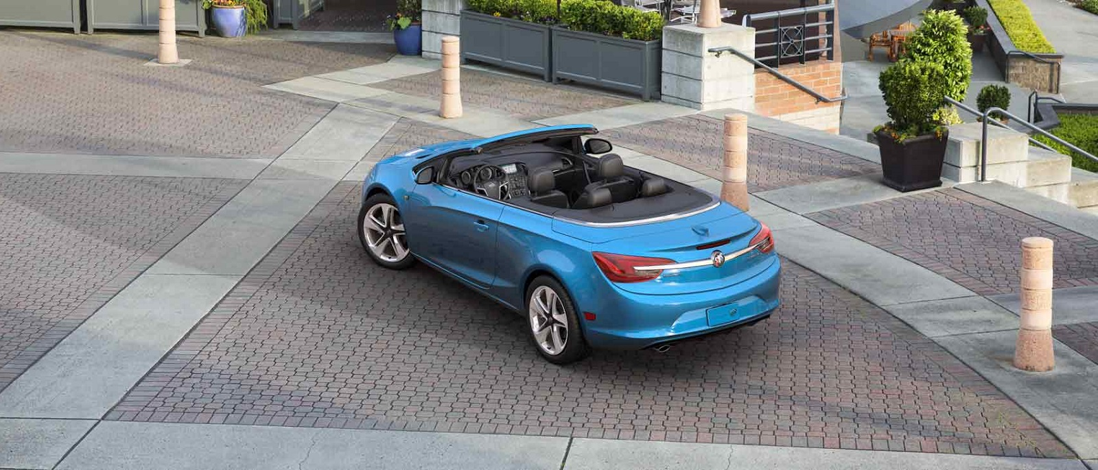 2017 Buick Cascada Convertible in Troy and Dayton
