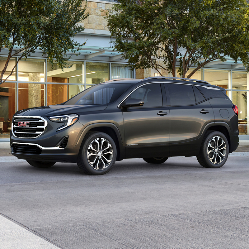 2018 GMC Terrain Preview | Model Overview | Dave Arbogast