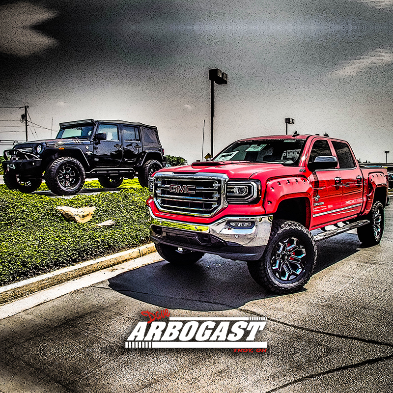 Choosing The Right Tires For Your Lifted Truck Or Lifted Jeep