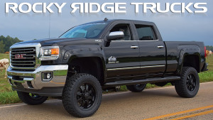 Altitude Package Rocky Ridge Trucks