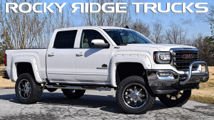 Rocky Ridge Trucks Altitiude Package GMC