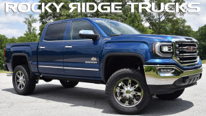 Alpine Package Rocky Ridge Trucks