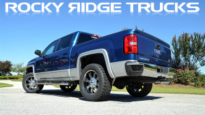 Elevation Package Rocky Ridge Trucks