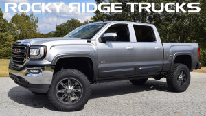 GMC Rocky Ridge Trucks Alpine Package