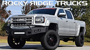 GMC Stealth XL Package Rocky Ridge Trucks