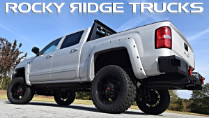 Rocky Ridge Trucks Stealth Package GMC