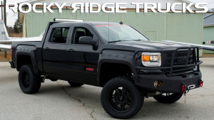 Stealth Package Rocky Ridge Trucks