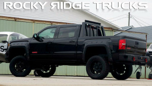 Rocky Ridge Trucks Stealth Package