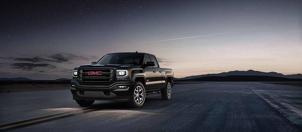 2017 GMC Sierra 1500 All Terrain in Onyx Black Gallery3