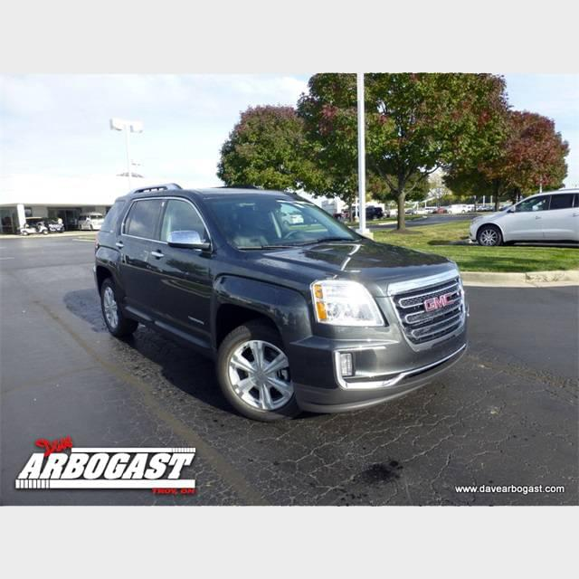 Review 2017 GMC Terrain