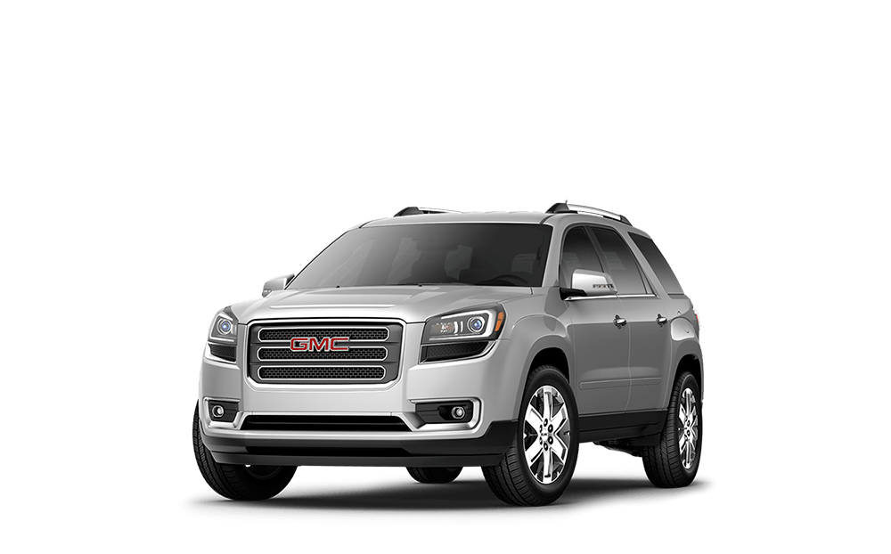 The 2017 Gmc Acadia Hits The Lot In Troy Oh L Dave Arbogast