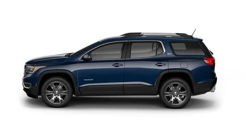 the 2017 gmc acadia hits the lot in troy oh l dave arbogast. Black Bedroom Furniture Sets. Home Design Ideas