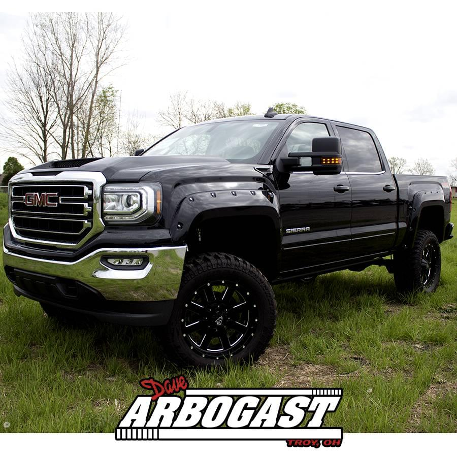 Waldoch Lifted Trucks GMC Sierra Rampage Review | Dave ...