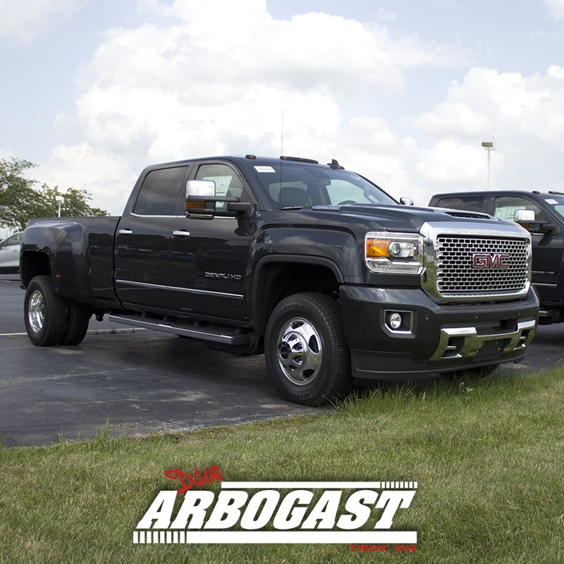 2019 Gmc Canyon 4wd Crew Denali: 2017 GMC Sierra 3500HD Review