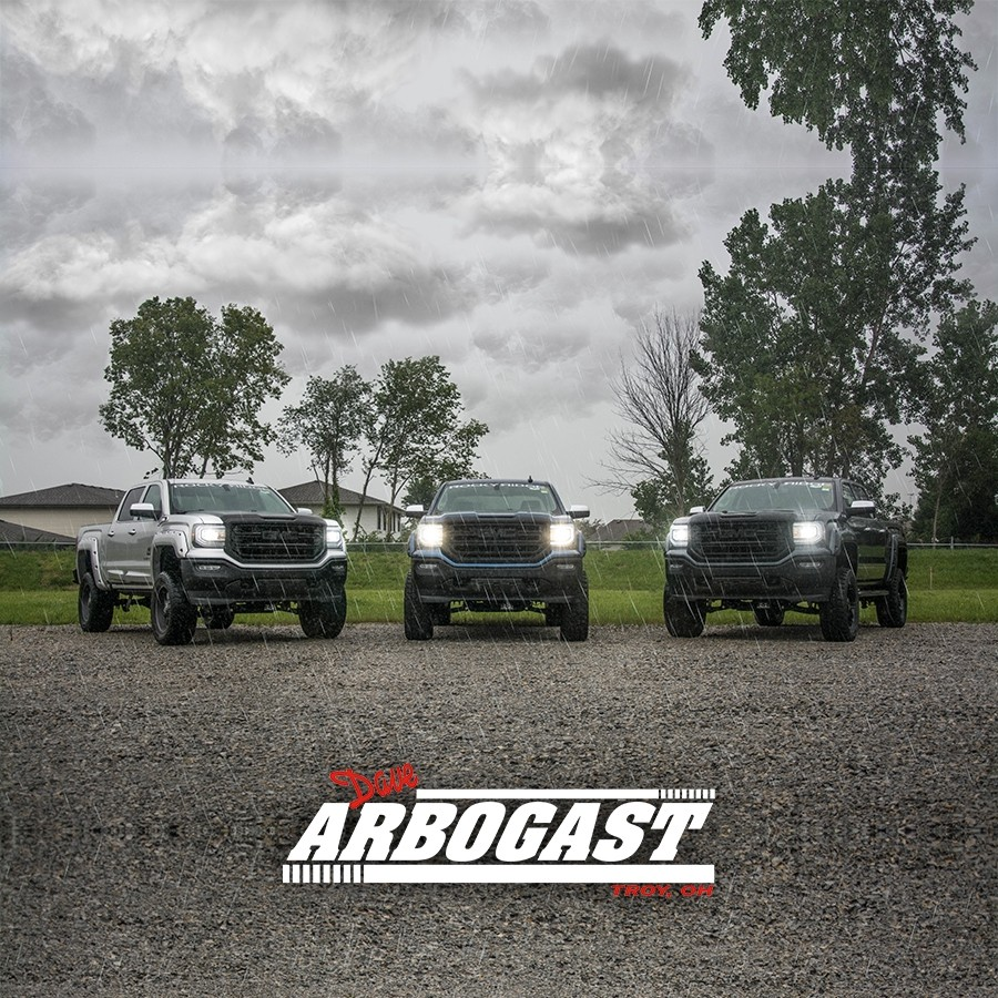 Lifted Trucks | Specifications and Information | Dave Arbogast