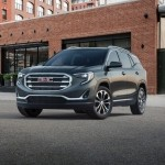 2018 GMC Terrain Pricing