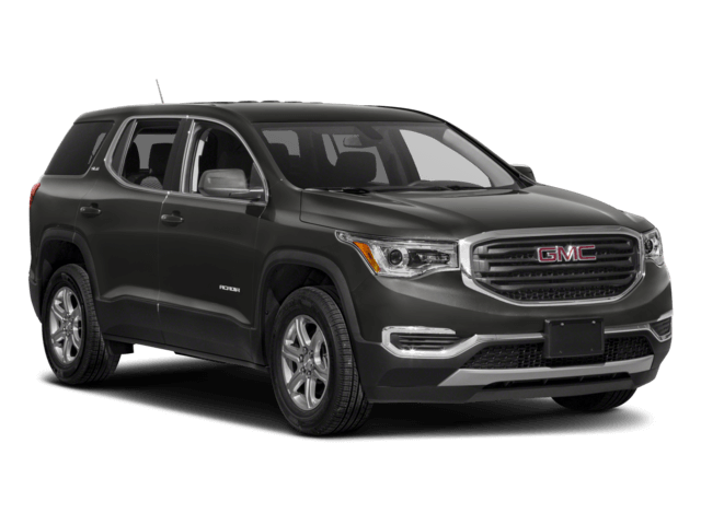 2018 gmc acadia vs 2017 toyota highlander comparisons dave arbogast. Black Bedroom Furniture Sets. Home Design Ideas