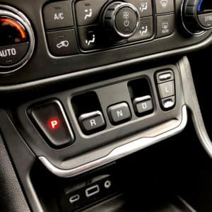 gmc terrain manual shift