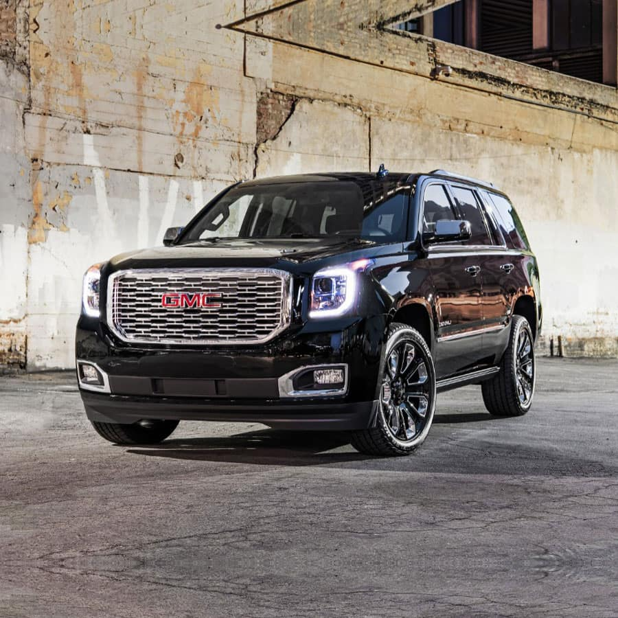 Like A Pro The 2018 Yukon Denali Ultimate Black Edition Dave Arbogast