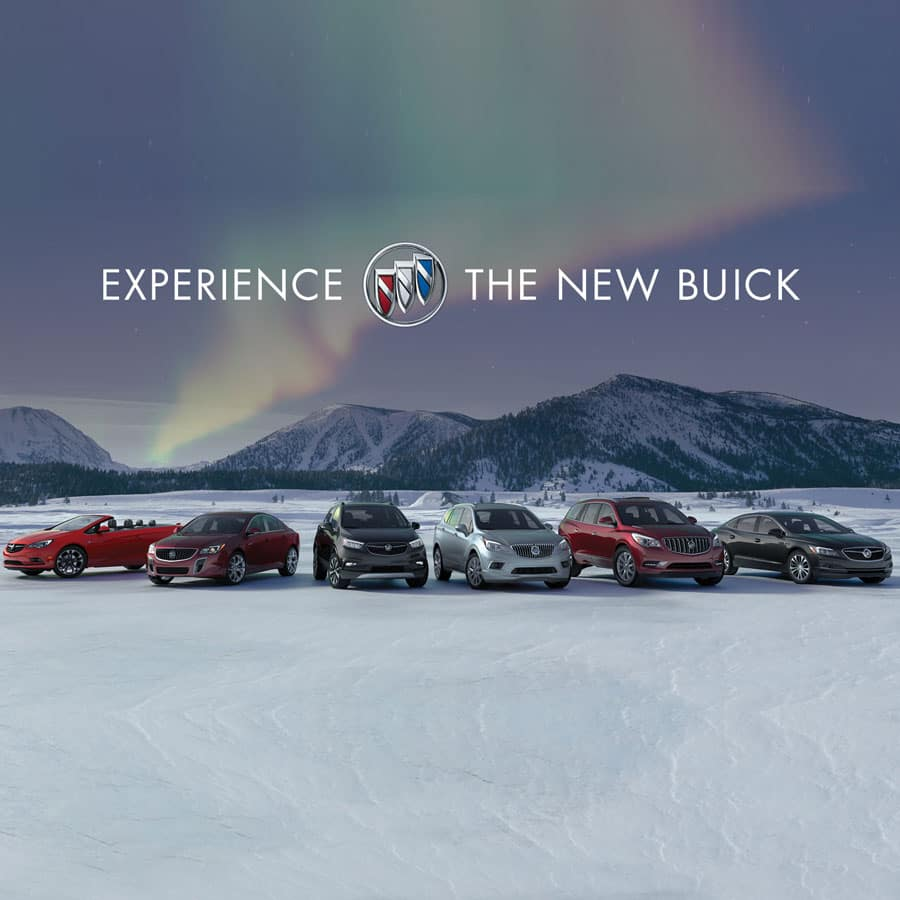Buick Reports 1.4 Million Sales 2017