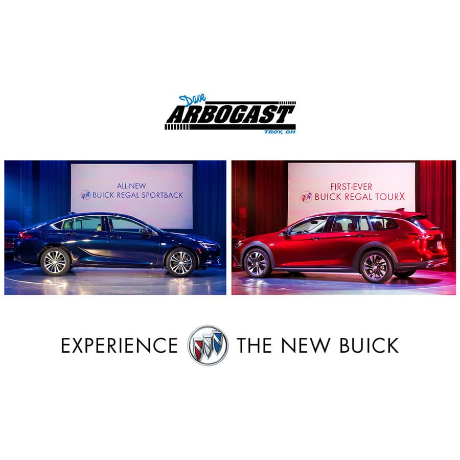 Value With Regal Sportback and Regal TourX