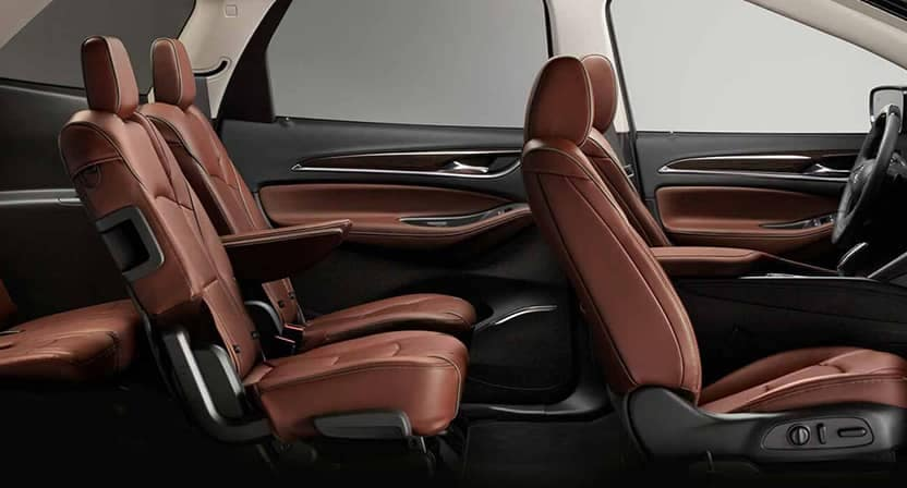 2018 Buick Enclave Avenir Interior Seating