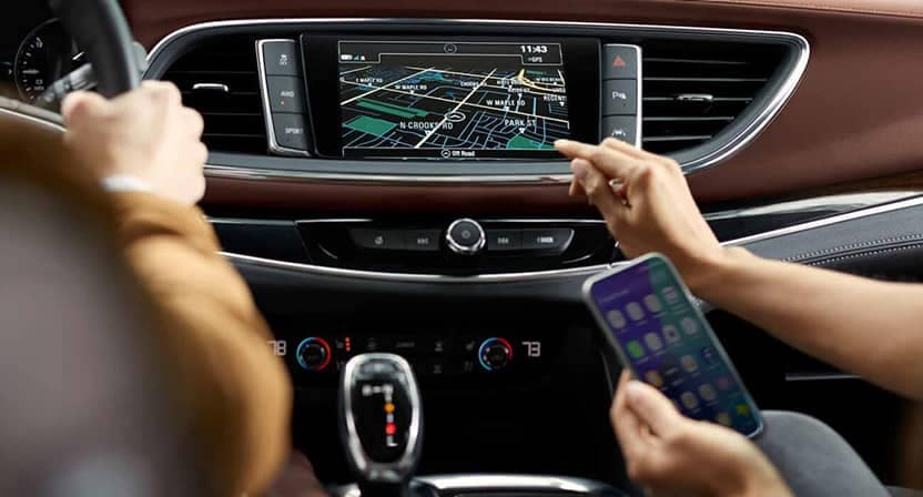 2018 Buick Enclave Avenir Interior Technology