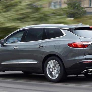 2018 Buick Enclave Premium Exterior Driving