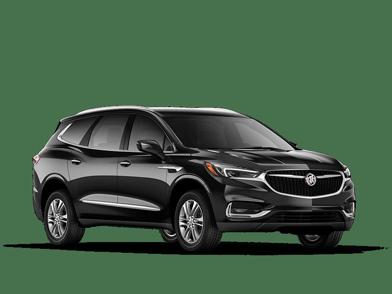 2018 Buick Enclave hero