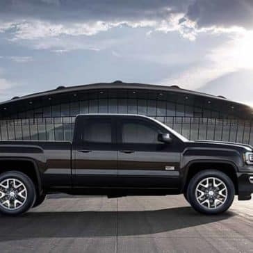 2018 GMC Sierra Exterior at the farm