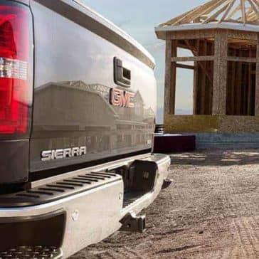 2018 GMC Sierra Exterior tailgate