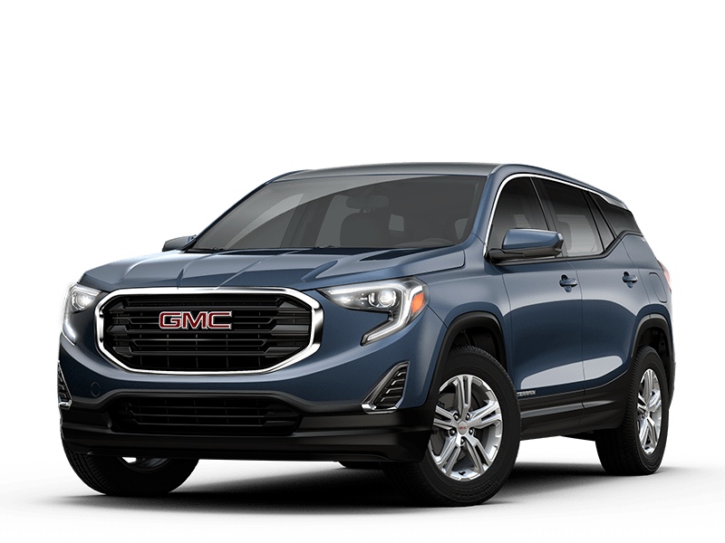 2018 GMC Terrain Hero