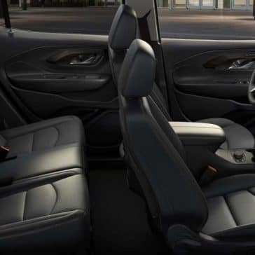 2018 GMC Terrain Interior Profile View