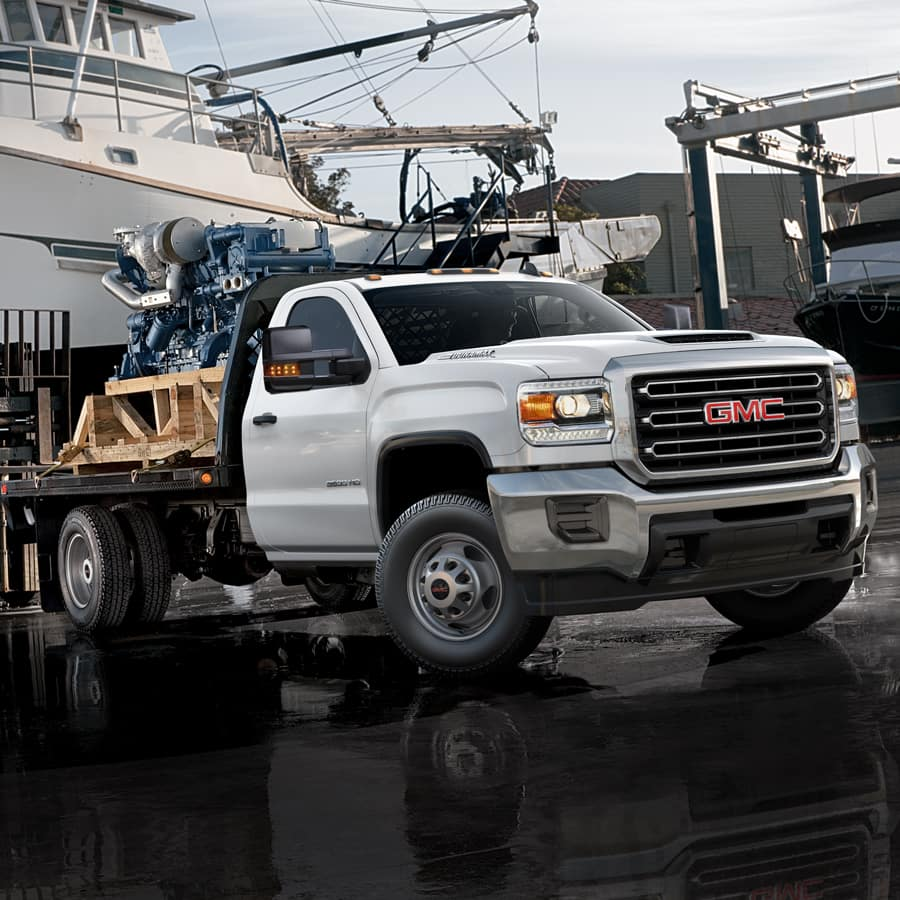 2021 gmc medium duty truck - car wallpaper
