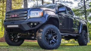 Gmc Terrain Lease Deals >> Lifted GMC Canyon for sale