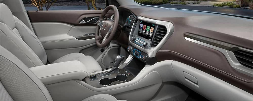 2018 Gmc Acadia Review >> 2018 GMC Acadia Interior | Dave Arbogast Buick GMC