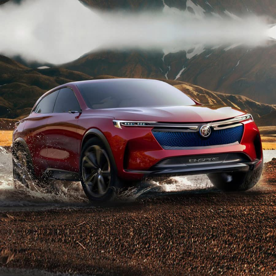 Buick Electric SUV
