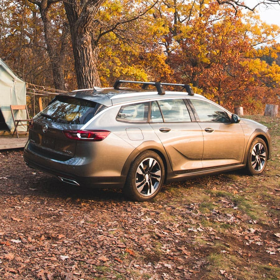 In Depth look at the All New Buick Regal Tour X Wagon ...