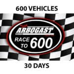 Race To 600 Blog