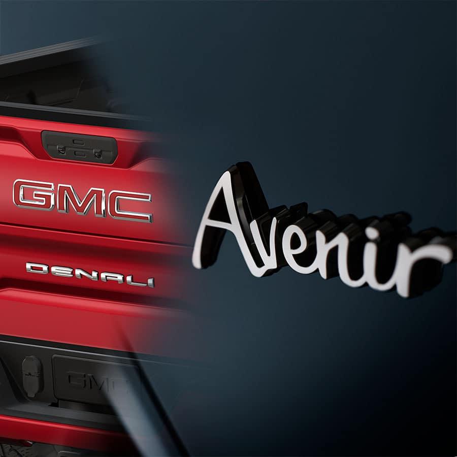 Buick Avenir vs. GMC Denali