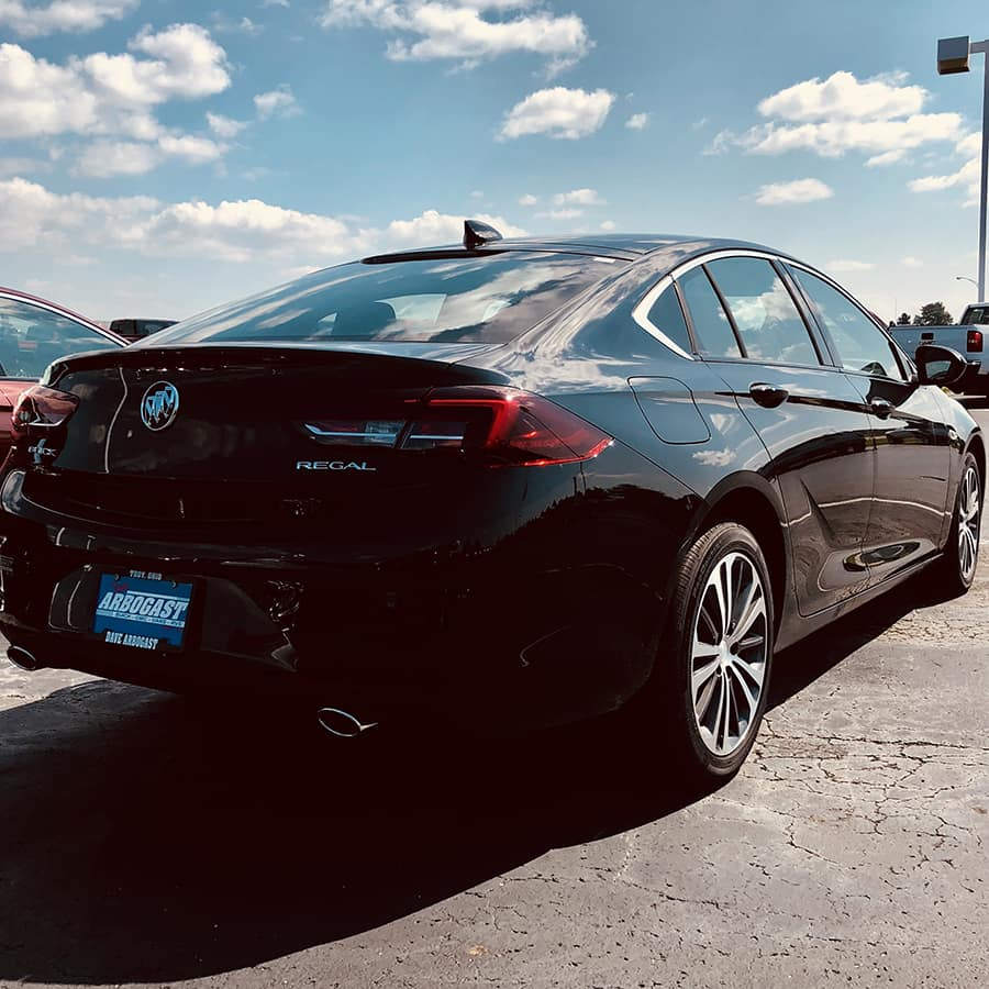 Buick Regal at Dave Arbogast Buick GMC Dealership